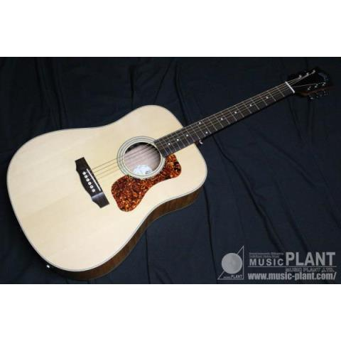 GUILDD-240E Flamed Mahogany