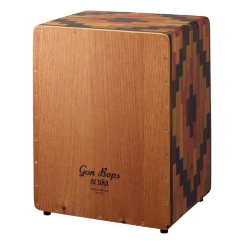 Gon Bops-カホンGON-AACJSE Alex Acuna Special Cajon