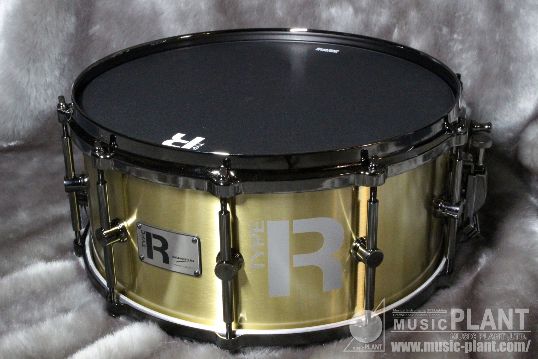BTR-1465-DH Black Nickel Parts追加画像