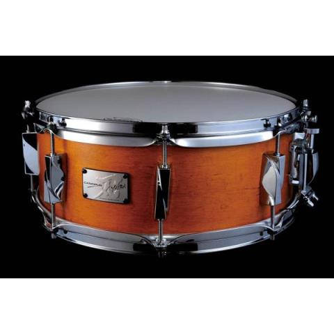 CANOPUS-ウッドスネアJSM-1455 antique amber matt lacquer