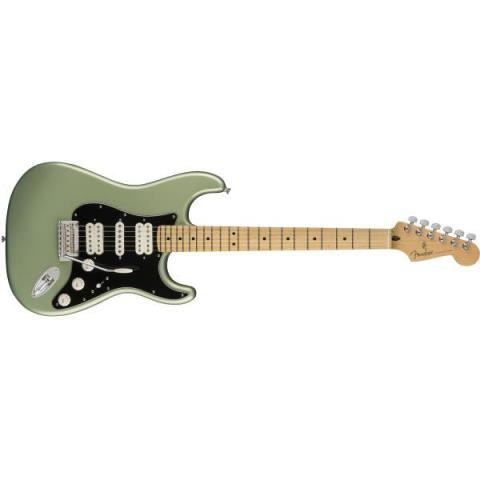 Fender-ストラトキャスターPlayer Stratocaster® HSH Sage Green Metallic (Maple Fingerboard)