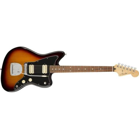 FenderPlayer Jazzmaster 3-Color Sunburst (Pau Ferro Fingerboard)