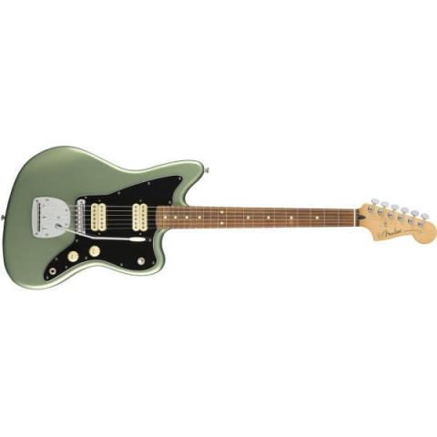 FenderPlayer Jazzmaster® Sage Green Metallic (Pau Ferro Fingerboard)[アクセサリー7点セット付き]