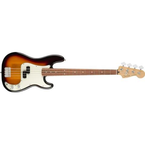 FenderPlayer Precision Bass 3-Color Sunburst (Pau Ferro Fingerboard)