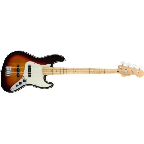 Fender-ジャズベースPlayer Jazz Bass® 3-Color Sunburst (Maple Fingerboard)