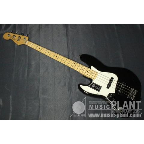 Fender-ジャズベースPlayer Jazz Bass® Left-Handed Black (Maple Fingerboard)