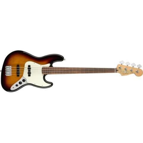 Fender-ジャズベースPlayer Jazz Bass Fretless 3-Color Sunburst (Pau Ferro Fingerboard)