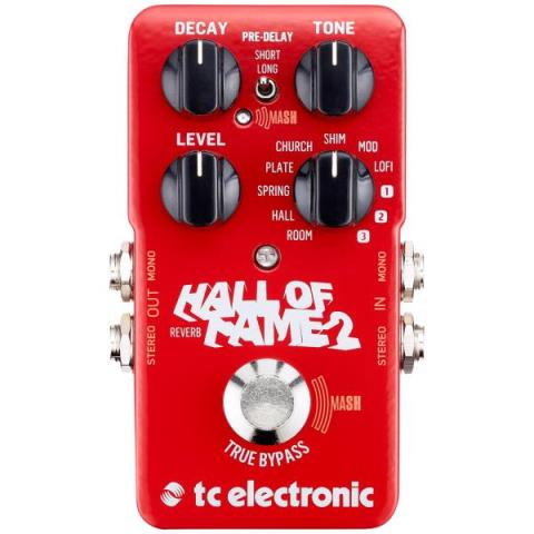 TC Electronic-リバーブHall Of Fame 2 Reverb