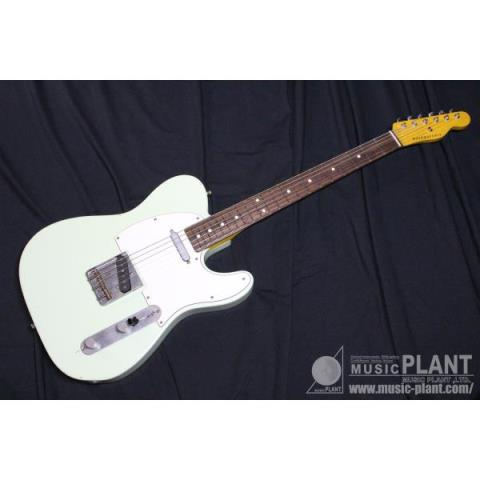 Nash Guitars-テレキャスタータイプT-63 Surf Green Light Aged