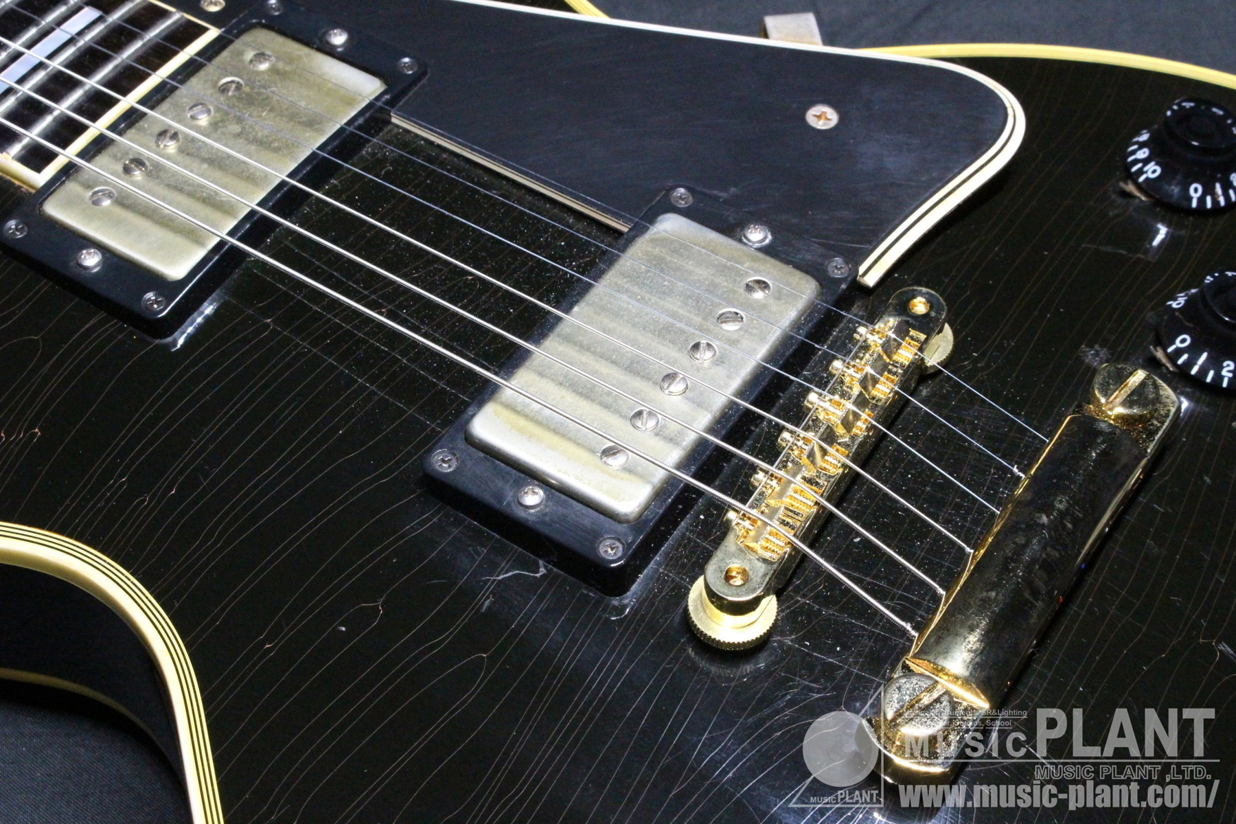 Les Paul Custom追加画像
