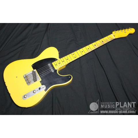 Nash Guitars-テレキャスタータイプT-52 Butterscotch Blonde Light Aged