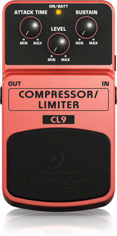 CL9 COMPRESSOR/LIMITERパネル画像
