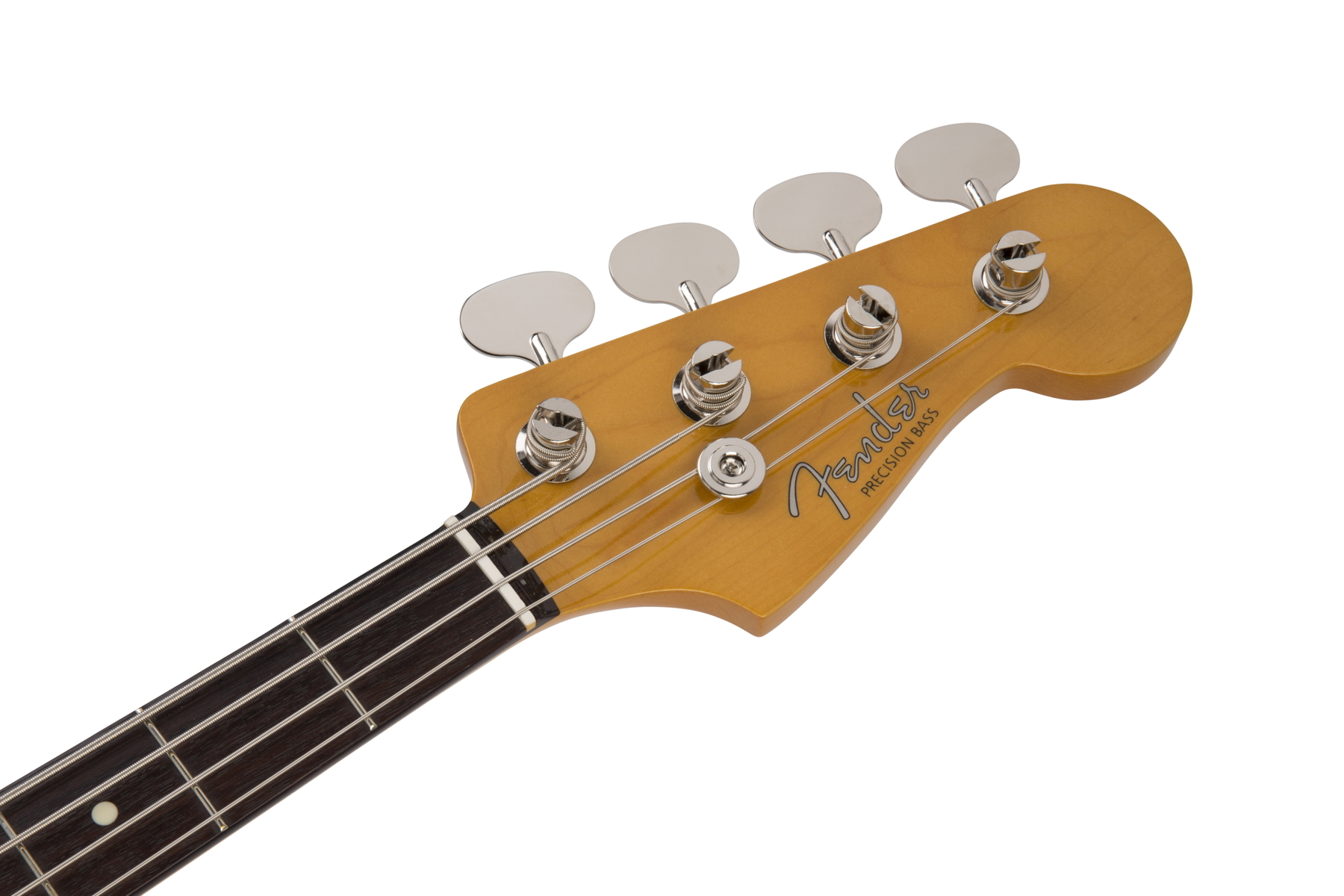 Hama Okamoto Precision Bass®, Rosewood Fingerboard, Olympic Whiteヘッド画像