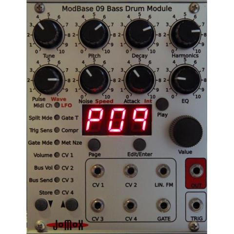 JoMoX-Bass Drum ModuleModBase09