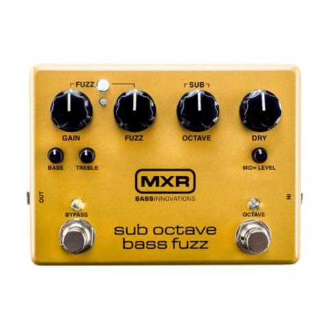 M287 Sub Octave Bass Fuzzサムネイル