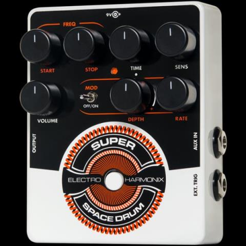 electro-harmonix-Analog Drum SynthesizerSuper Space Drum