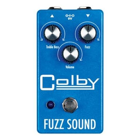 Earth Quaker Devices-ヴィンテージファズトーンColby Fuzz Sound™