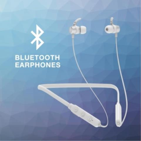 ALPEX-Bluetooth EARPHONESBTN-A3300 BK ブラック