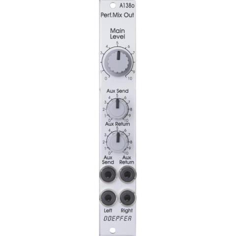 DoepferA-138o Performance Mixer Out