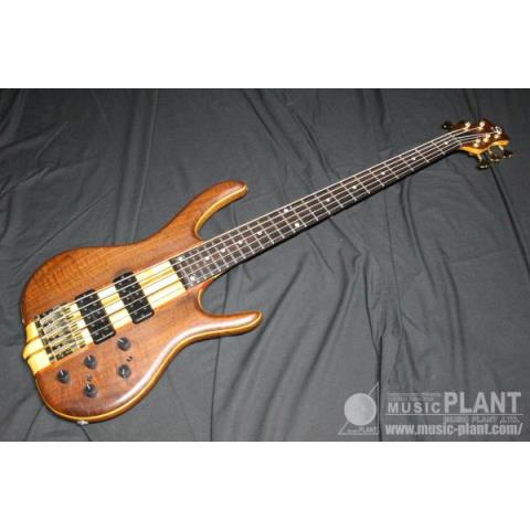 Ken Smith-5弦エレキベースBSR-5GN-FF Claro Walnut Top