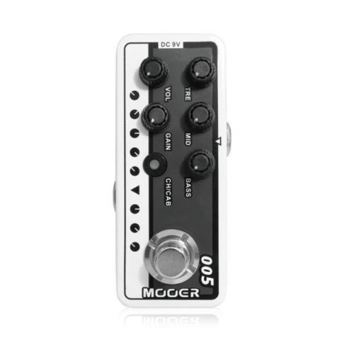 MOOER-マイクロプリアンプMicro Preamp 005