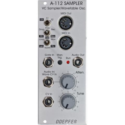Doepfer-サンプラーA-112 SAMPLER VC Sampler/Wavetable Osc.