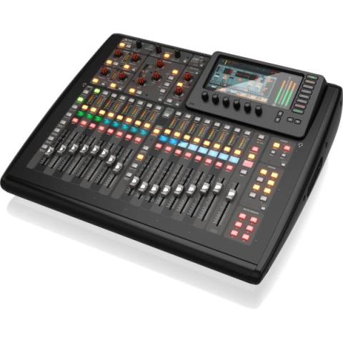 BEHRINGER-16IN25BUSデジタルミキサーX32 COMPACT