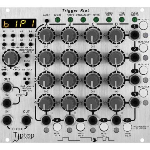 Tiptop AudioTrigger Riot