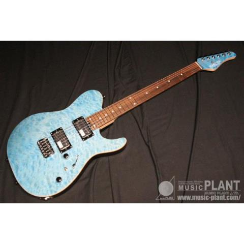 SCHECTER-エレキギターKR-24-2H-FXD AQB/R