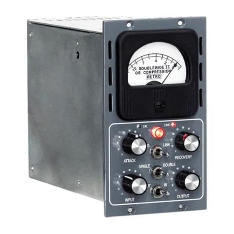 RETRO Instruments-Tube CompressorDoublewide II