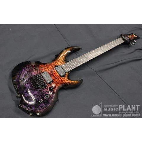ESP-エレキギターFRX-CTM FR Limited -Purple Orange Gradation-