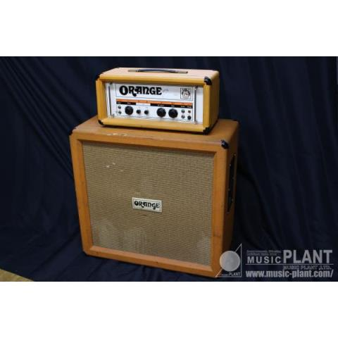 "ORANGEVintage OR50 Head + 4 x 12"" Cabinet"