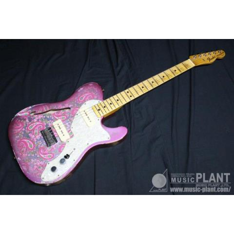 FenderCustom Shop PAISLEY THINLINE RELIC MBGF