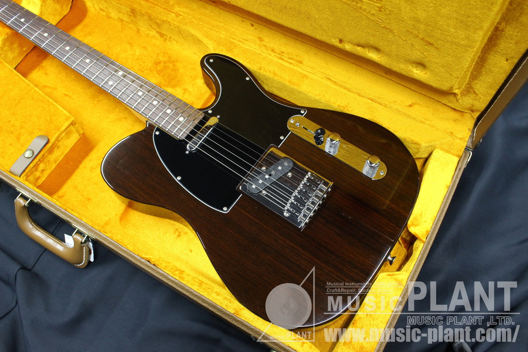 2012 Limited 60th Anniversary Tele-bration Lite Rosewood Telecaster追加画像