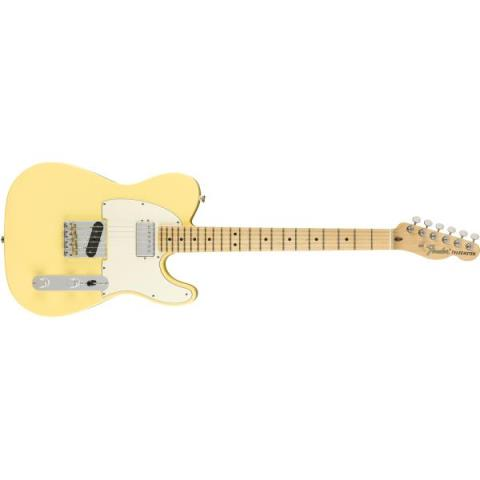American Performer Telecaster Hum Vintage Whiteサムネイル