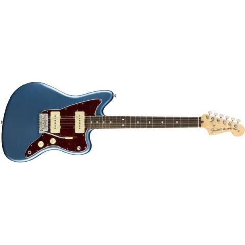 FenderAmerican Performer Jazzmaster Satin Lake Placid Blue