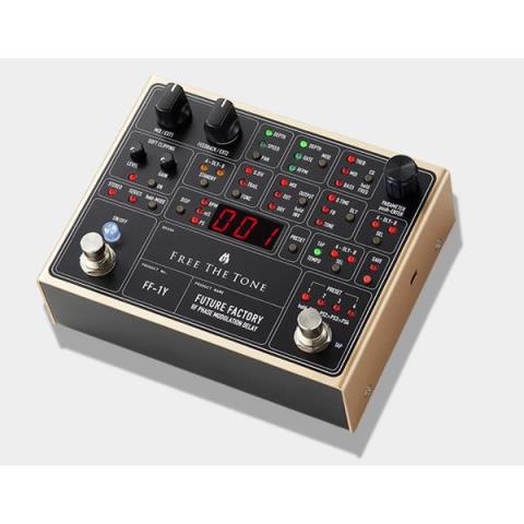 Free The Tone-RF PHASE MODULATION DELAYFUTURE FACTORY FF-1Y