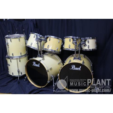 Pearl-ドラムセットVision Birch Drum Set Twin-Bass Drum