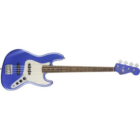 Squier-ジャズベースContemporary Jazz Bass Ocean Blue Metallic