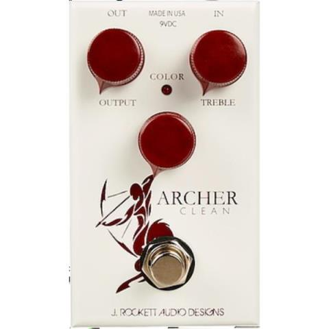 J.ROCKETT AUDIO DESIGNS (J.RAD)-クリーンブースターARCHER Clean