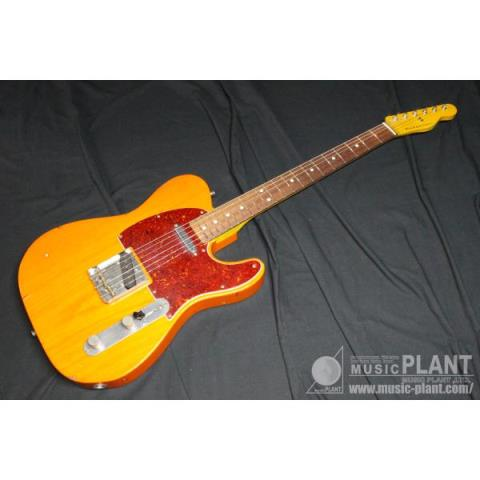 Nash Guitars-テレキャスターT63 Clear Orange Light Aged