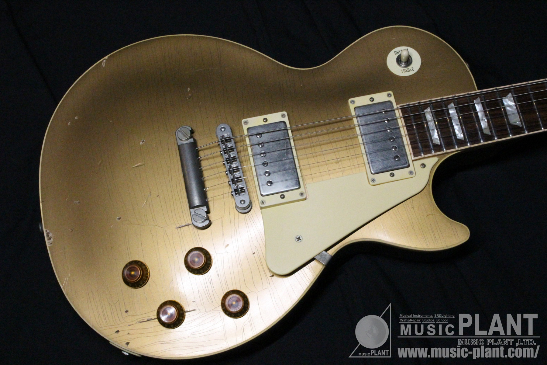 NGLP/Gold Top/Gibson Les Paul Conversion追加画像