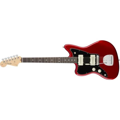 Fender-ジャズマスターAMERICAN PROFESSIONAL JAZZMASTER LH Candy Apple Red