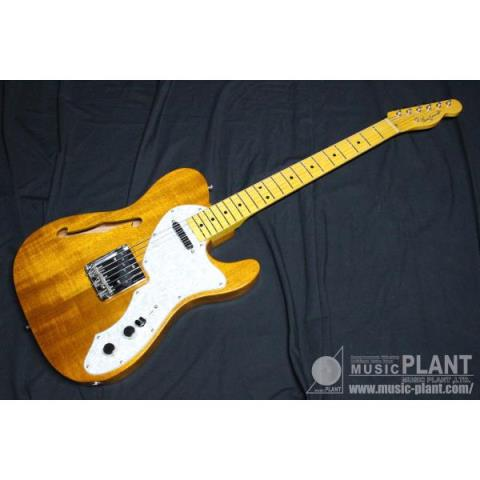 VAN ZANDT-エレキギターTLV-Thinline  Mahogany Body #7199