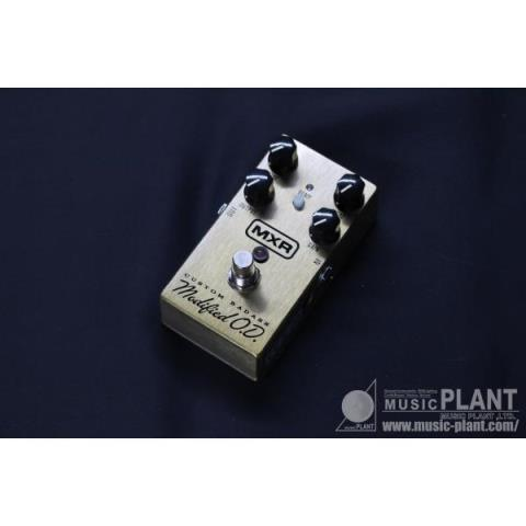 MXR-オーバードライブM77 Custom Badass Modified Over Drive