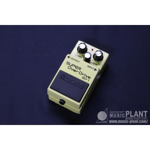 SD-1 SUPER OverDrive JAPANサムネイル