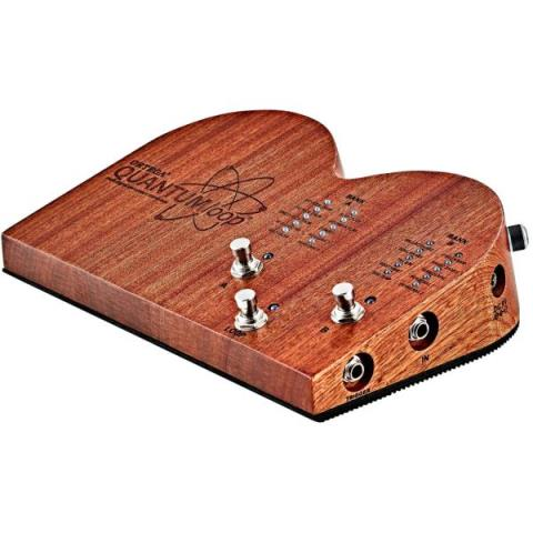 ORTEGA-MULTI DIGITAL PERCUSSION STOMP BOX & LOOPERQUANTUMLOOP