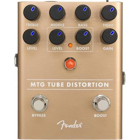 FenderMTG Tube Distortion Pedal