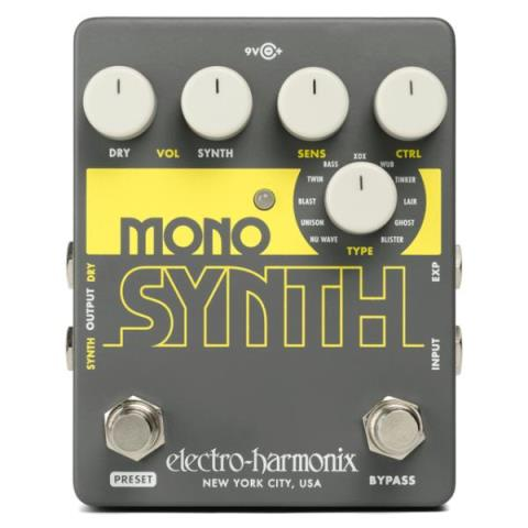 electro-harmonix-Guitar SynthesizerMono Synth