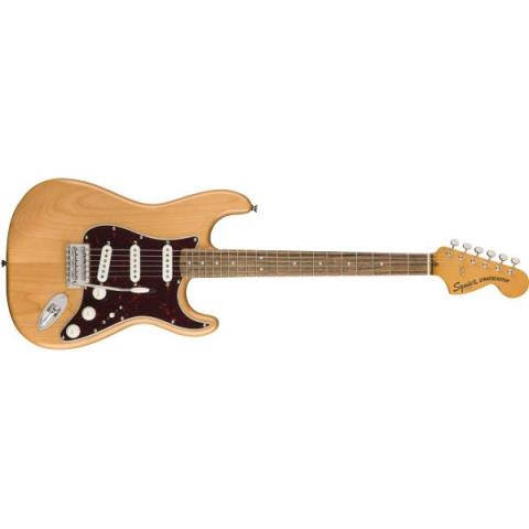 Squier-ストラトキャスターClassic Vibe '70s Stratocaster, Laurel Fingerboard, Natural